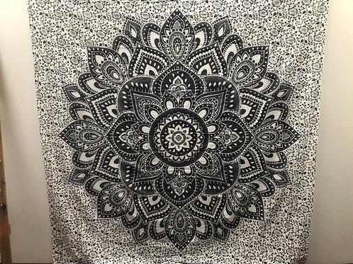 Mandala Hippie Wall Hanging Tapestry