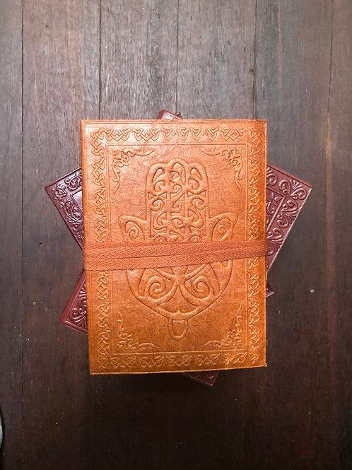 Hamsa Journal Book of Shadows Grimoire