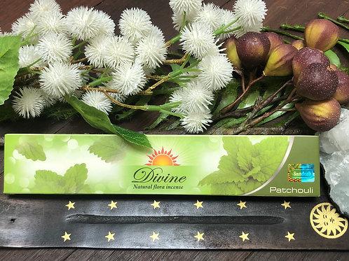 Sandesh Divine Patchouli Incense Sticks 15g