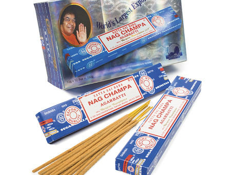 Is your satya nag champa authentic?
