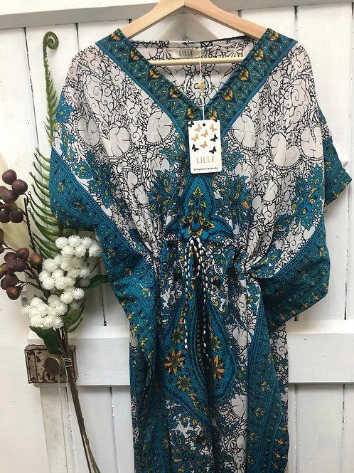 Kaftan Oversize Dress Beachwear Coverup