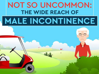 The Wide Reach Of Male Incontinence