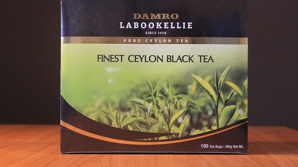 Labookellie Finest Ceylon Black Tea - 100 Enveloped Teabags x 2g