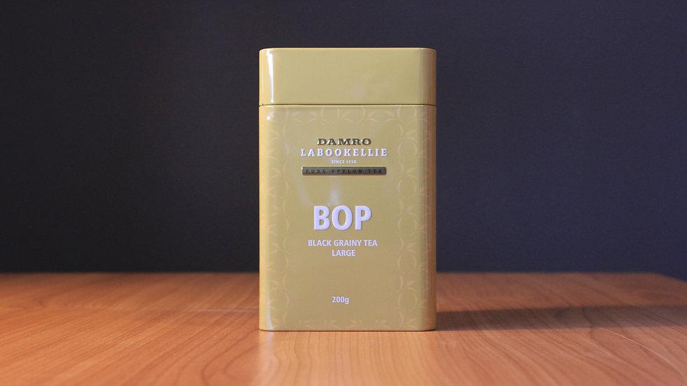 Classic BOP - Large Black Grainy Tea from Labookellie Plantation