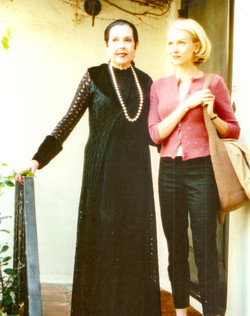 MULHOLLAND DRIVE  Ann Miller Naomi Watts