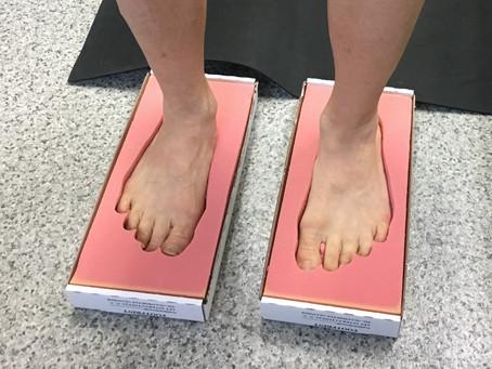 足型測定って・・・何するの??