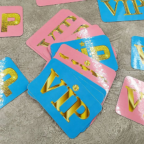 Карточки- визитки (псевдопластик)