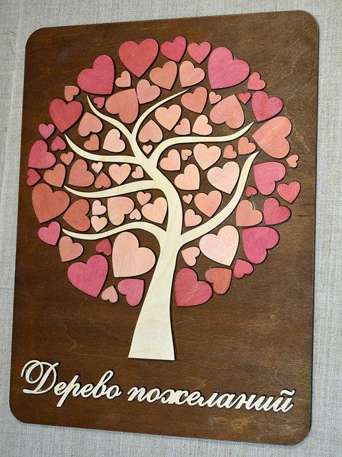 Дерево градиент