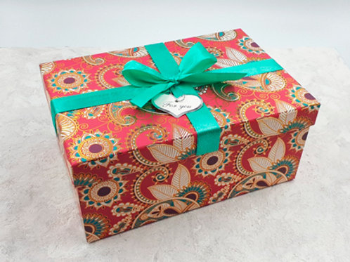 Подарочная коробочка арт.10