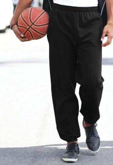 King Athletic Sweat Pants (Elastic Cuffs)