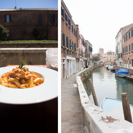 Quality Budget Eats in Venice (Italy)