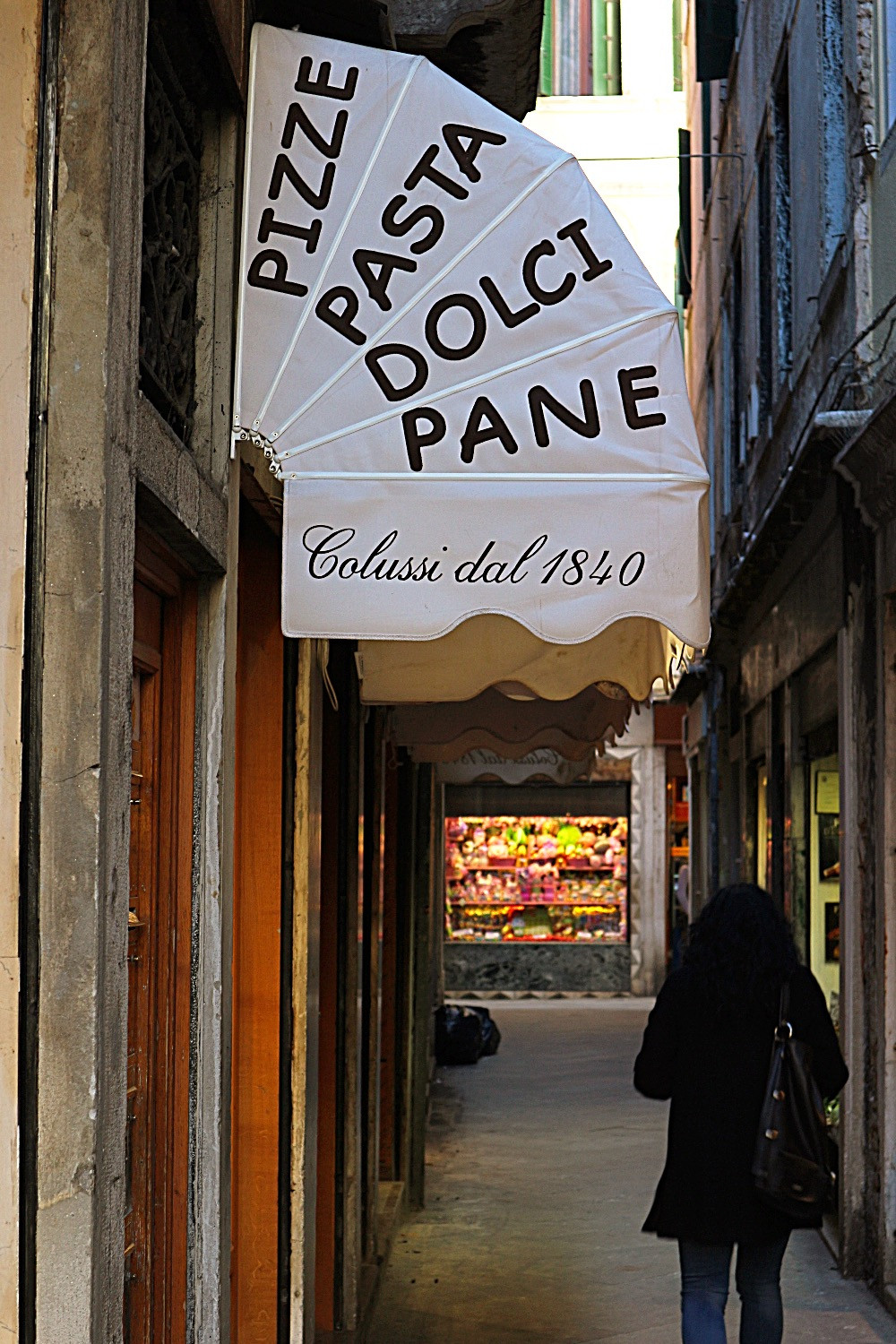 Colussi's Bakery, Venice (Italy)