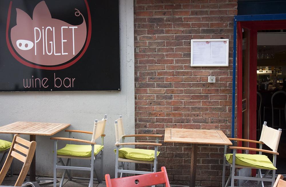 Best Italian wine bar in Dublin city: Piglet