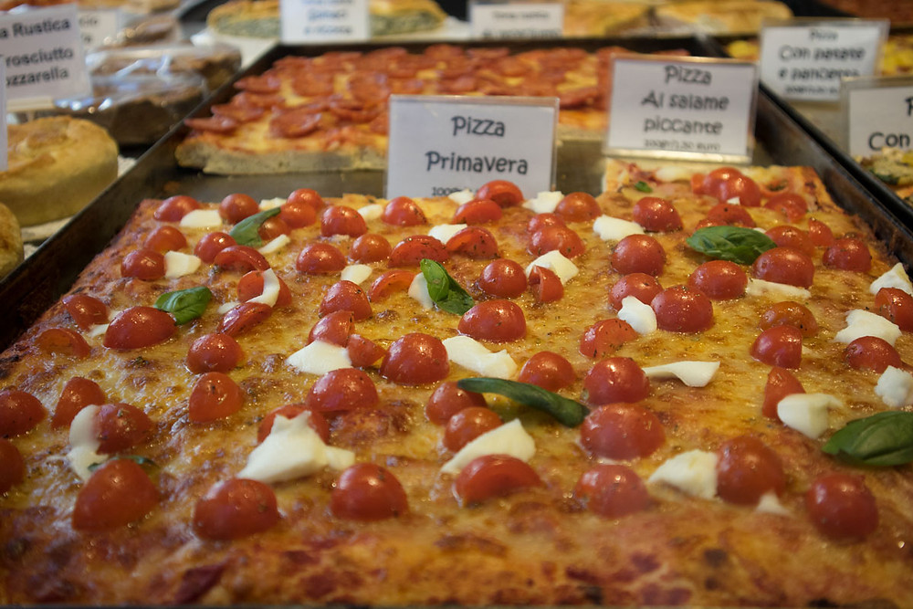 Best take away pizza in Venice - Italy   Cip Ciap