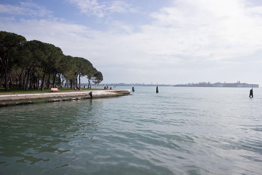 Island of Sant'Elena | Venice Italy