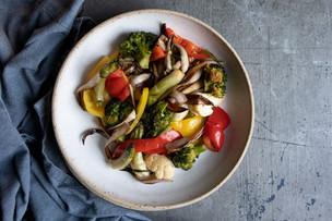 Sauteed veg