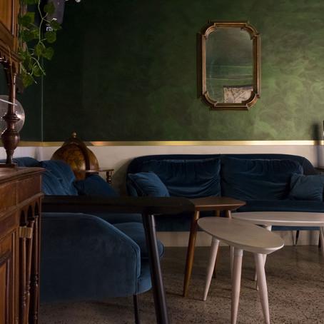 Il Mercante: modern design for a historical Venetian cafe