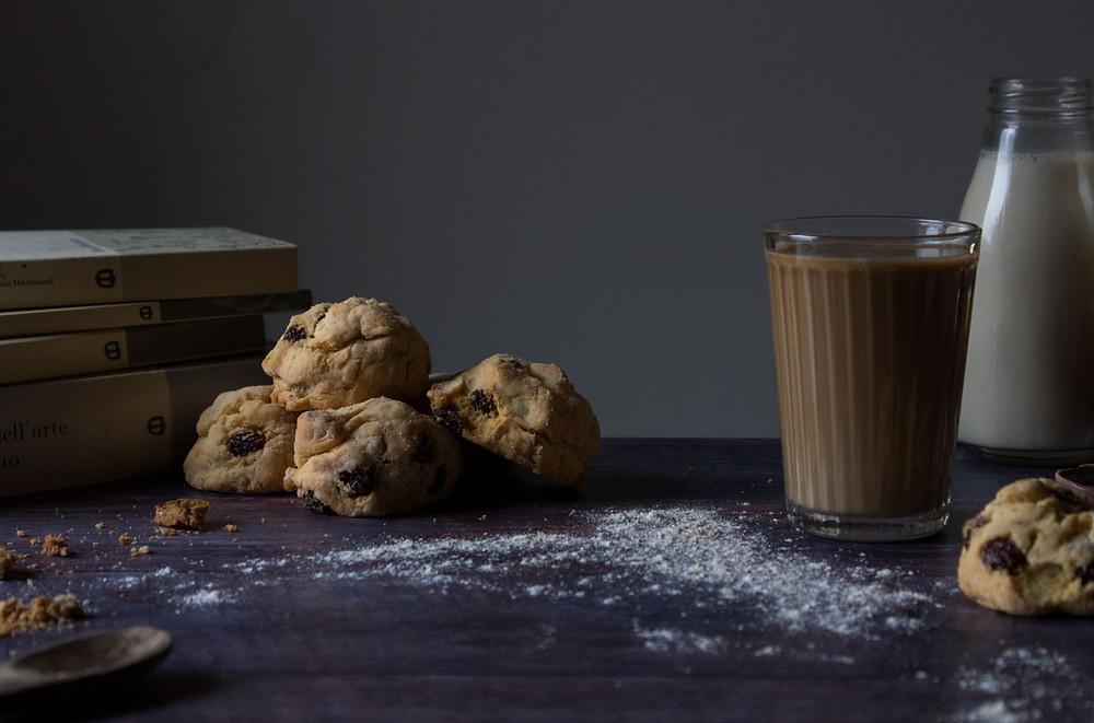 Biscuits of Fishermen   Venetian cookies