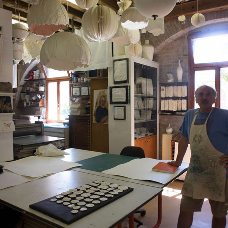 A Day on Giudecca meeting artisans and discovering art