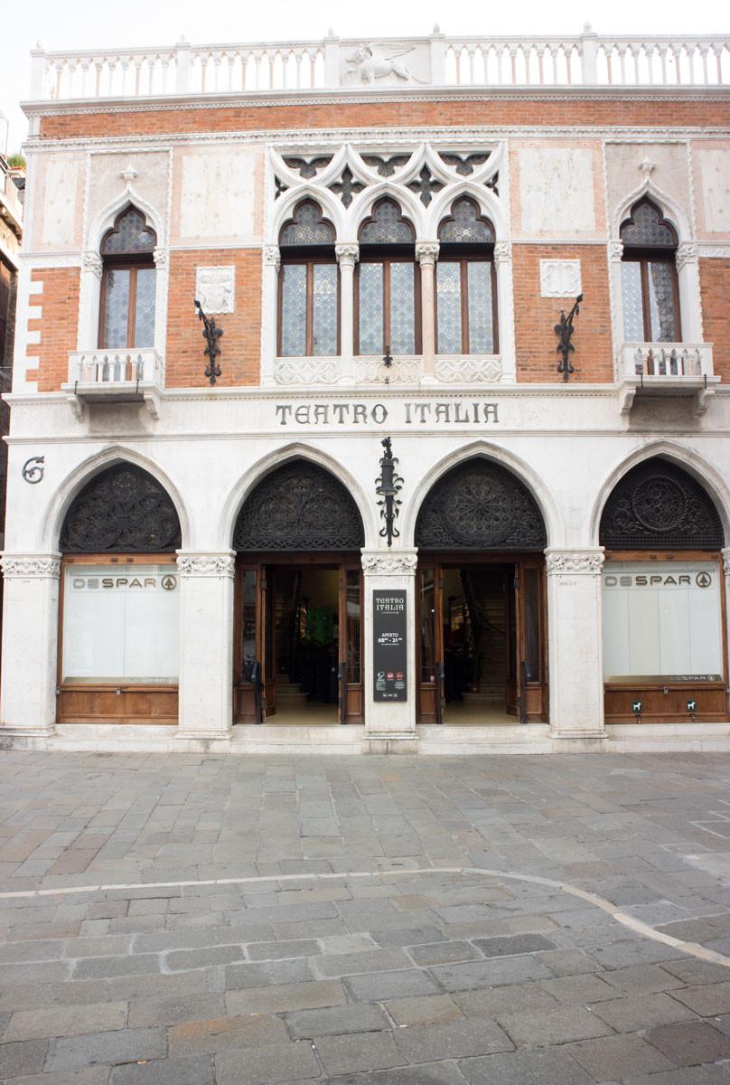 Ex Cinema Teatro Italia, Venice