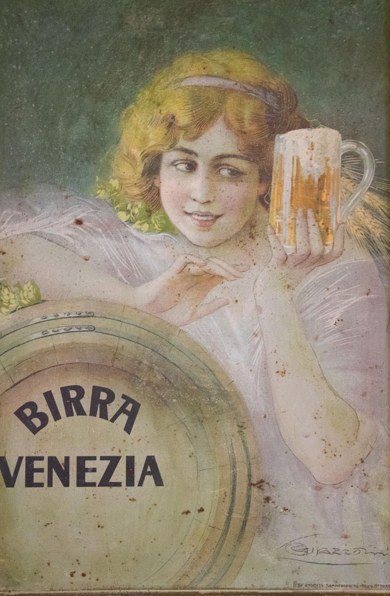 Birra Venezia | Trattoria Altanella | Giudecca (Venice)