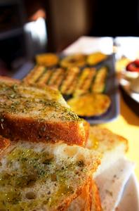 Homemade bread | Al Prosecco wine-bar, Venice (Italy)