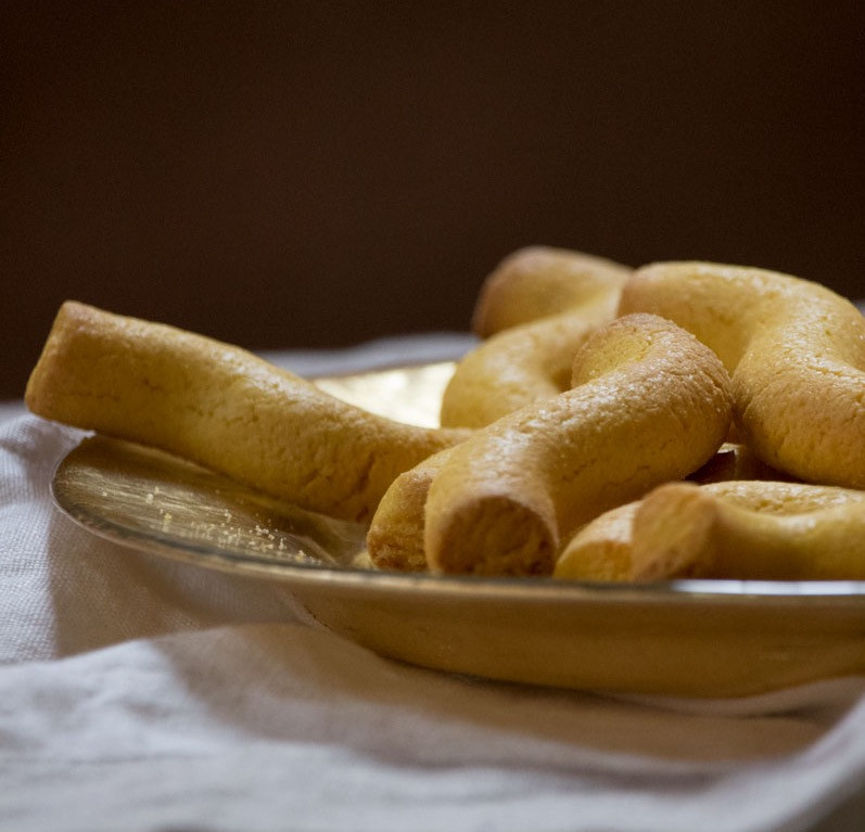 Bussola biscuits | Traditional Venetian cookies