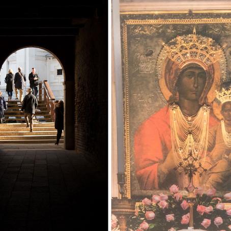 The feast of Madonna della Salute and a traditional recipe