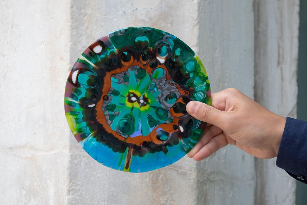 Rialto 79: original handmade Murano glass workshop in Venice