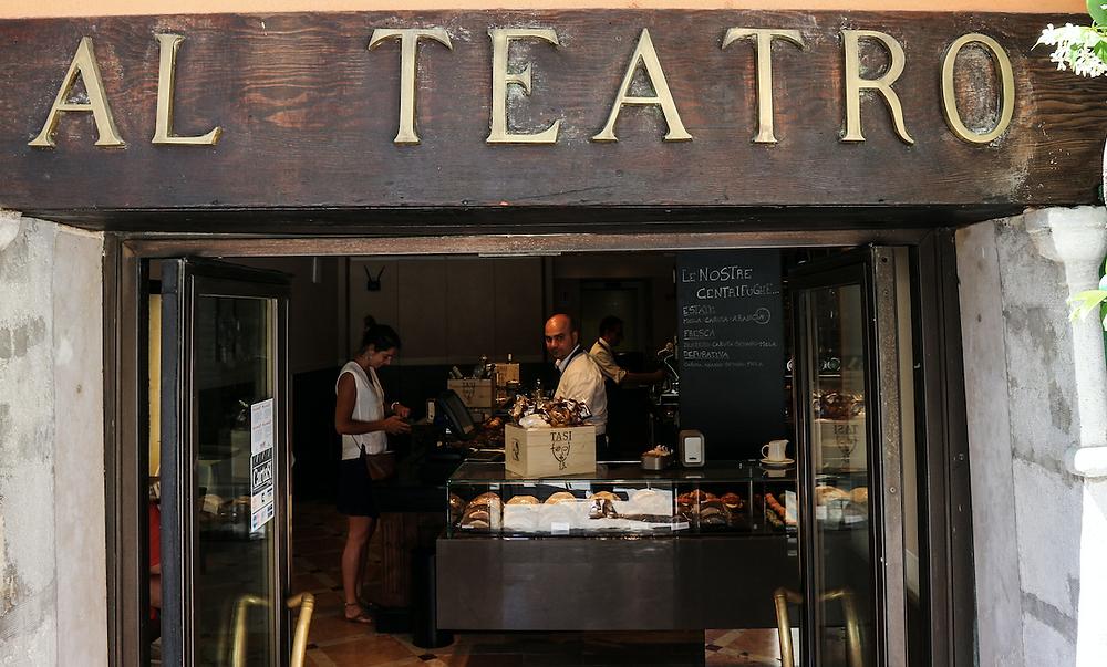 Best Venice snacks   Ristorante Al Theatro