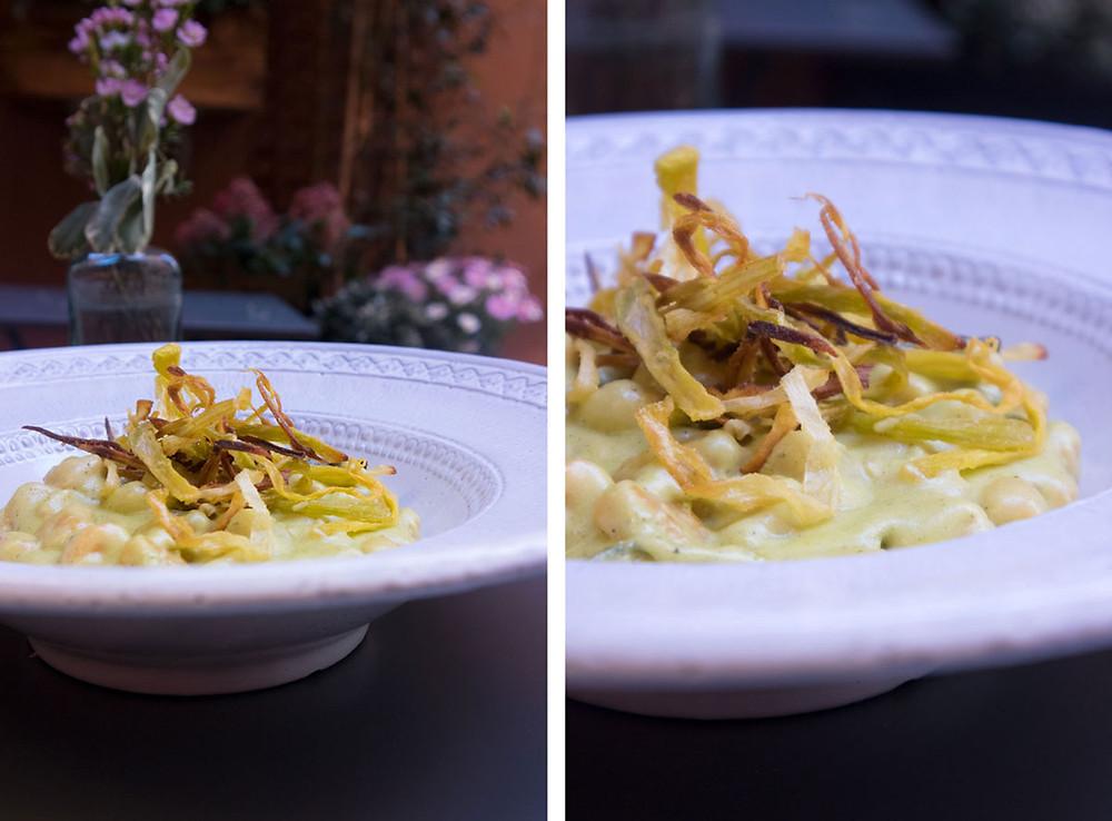 Gnocchi | vegan restaurant in Bologna | Botanica Lab Cucina