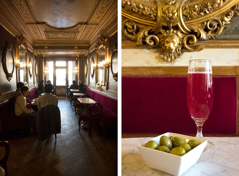 Caffe Florian | Cocktails in Venice - Italy