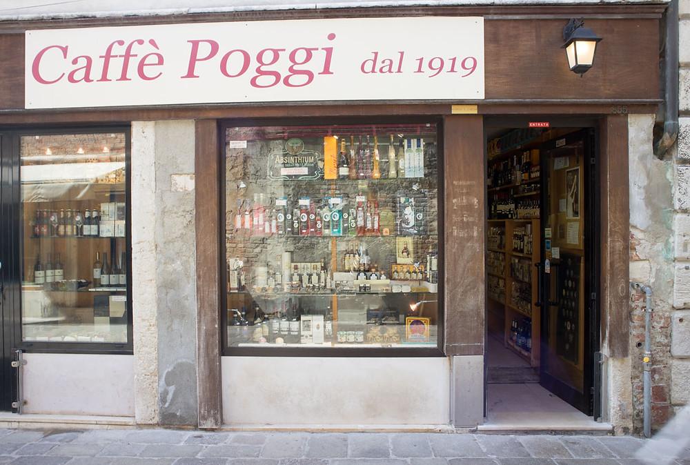 Caffè Poggi, Venice (Italy)
