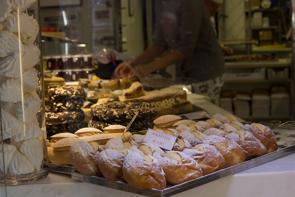 Excellent pastry shop in Venice | Nono Colussi in Calle Lunga San Barnaba