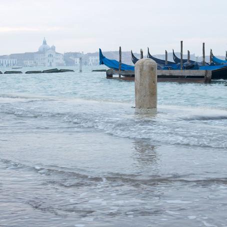 Winter wanderings in Venice: the Doges Palace, Riva degli Schiavoni and a snack at Caffè La Serra