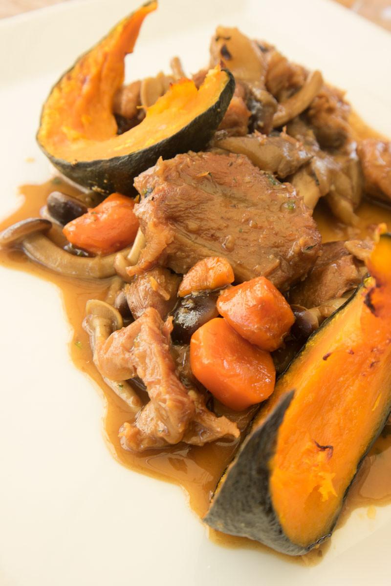 Fine dining in Venice | Goat stew | Pane e Vino San Daniele