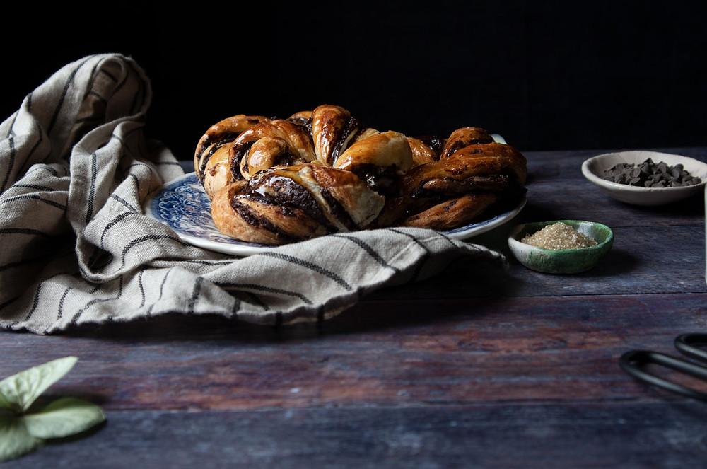Chocolate Kranz Bread Recipe