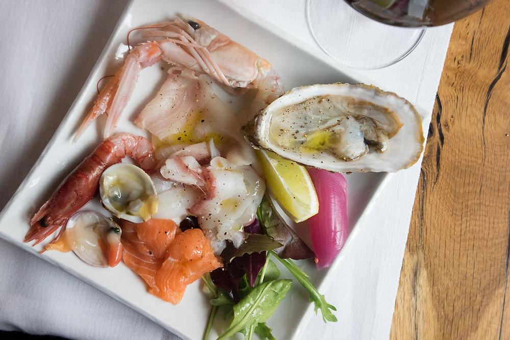 Best Venice Restaurants | Fresh fish | La Patatina in campo San Giacomo dell'Orio
