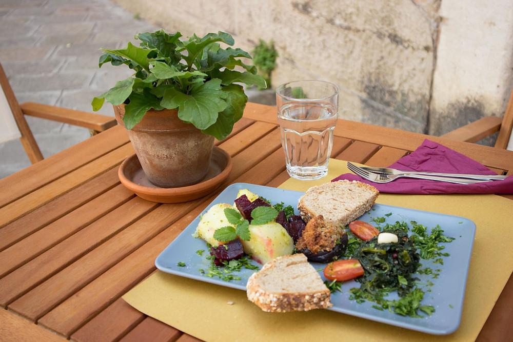 Venice Vegetarian Food Guide