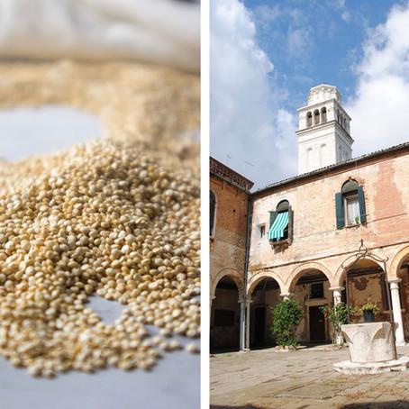 San Pietro di Castello and an easy recipe
