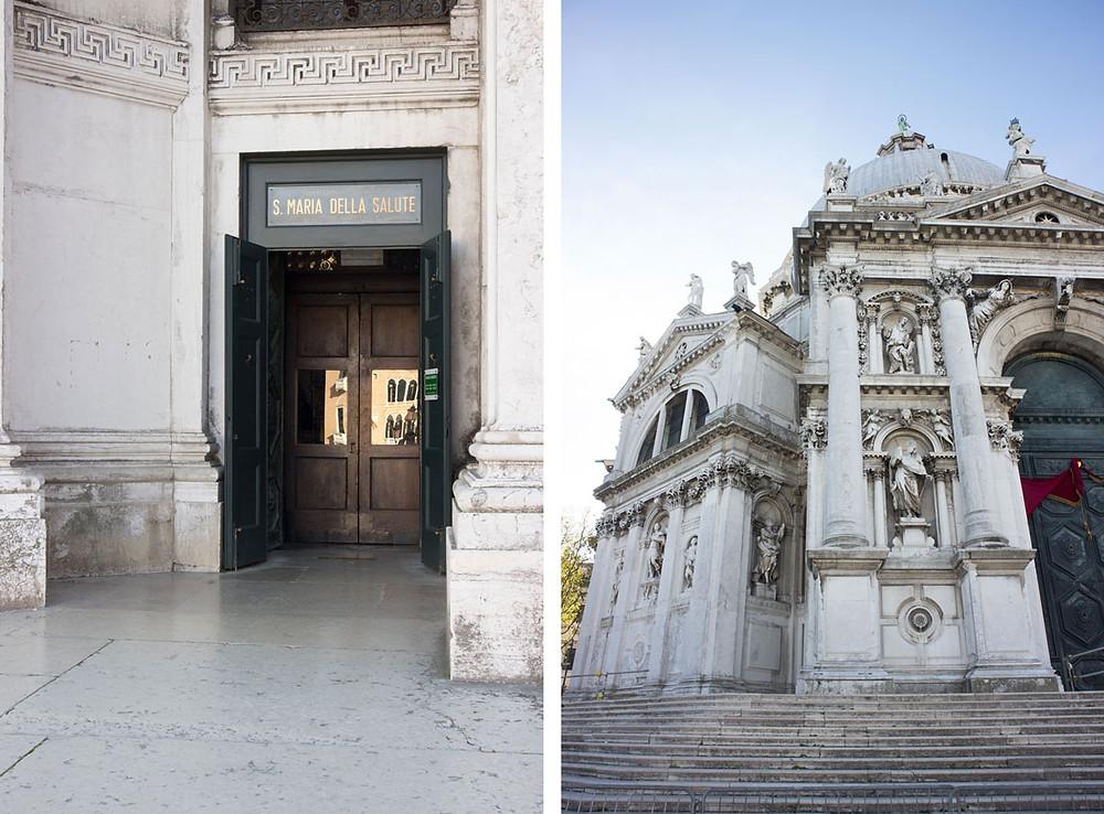 The Basilica della Madonna della Salute | Venice; Italy