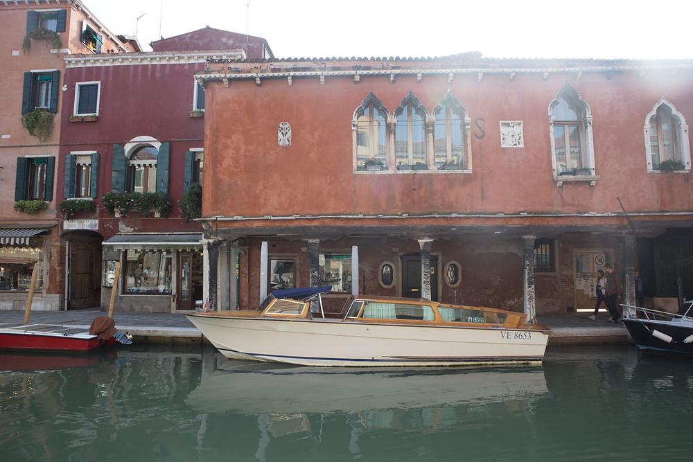 Murano island - Venice - Italy