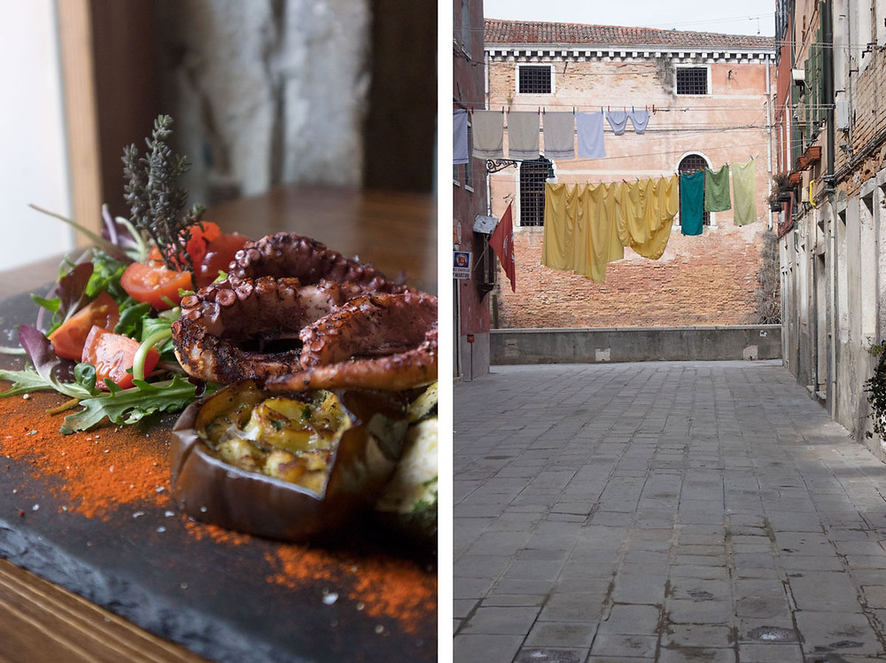 Best Restaurants in Venice | Ai Nevodi | Venezia