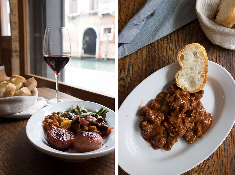 Best Venice Cicchetti | Ossi di Seppia | Venice - Italy