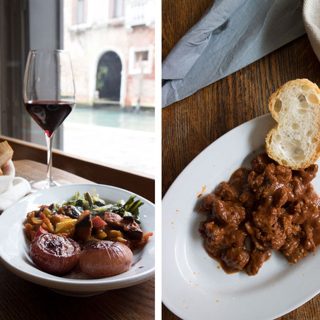 Winter wanderings in Castello: a visit to Querini Stampalia and a simple lunch at Ossi di Seppia