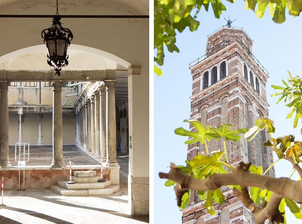 Campo Santo Stefano | Venice Italy