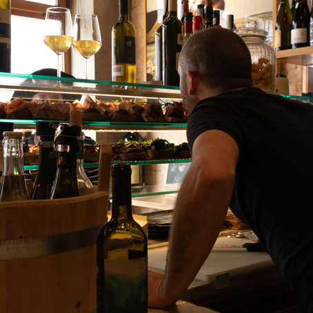 A Journey through Natural Wine in Venice