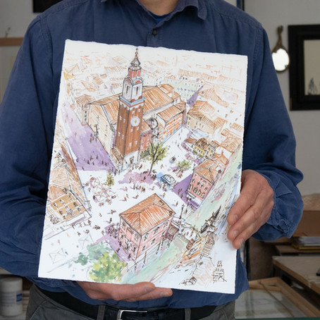 Codex Venezia: an interview with Nelson Kishi