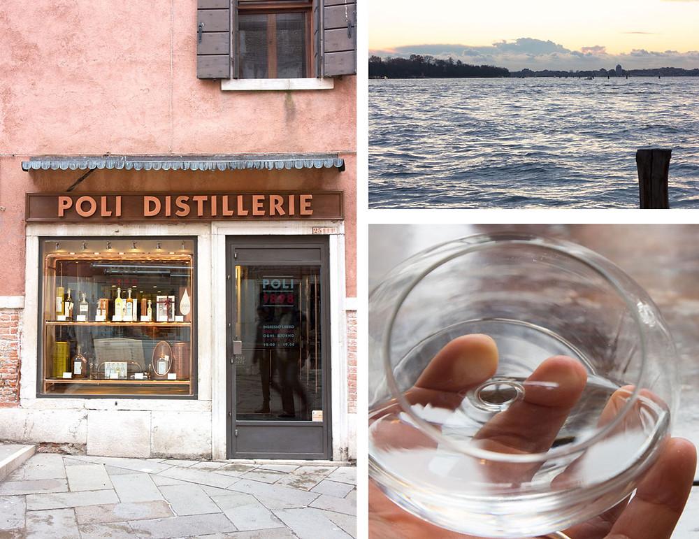 Grappa and spirits in Venice - Italy | Distilleria Poli