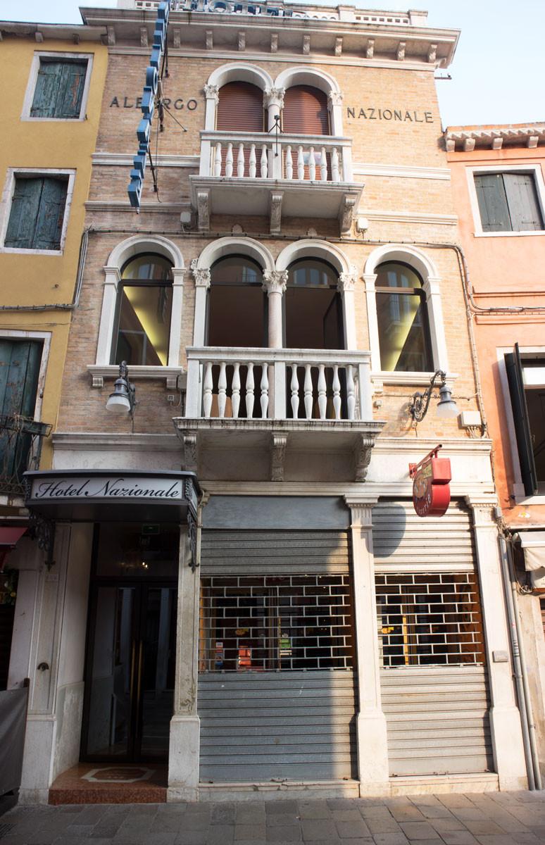 Ex Cinema Nazionale, Venice